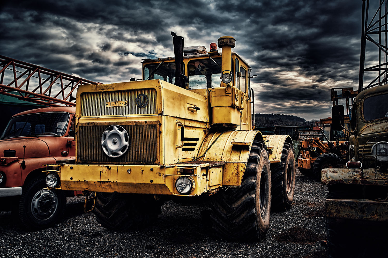 Fotka traktoru Kirovets K700A od Jan Stojan Photography ©