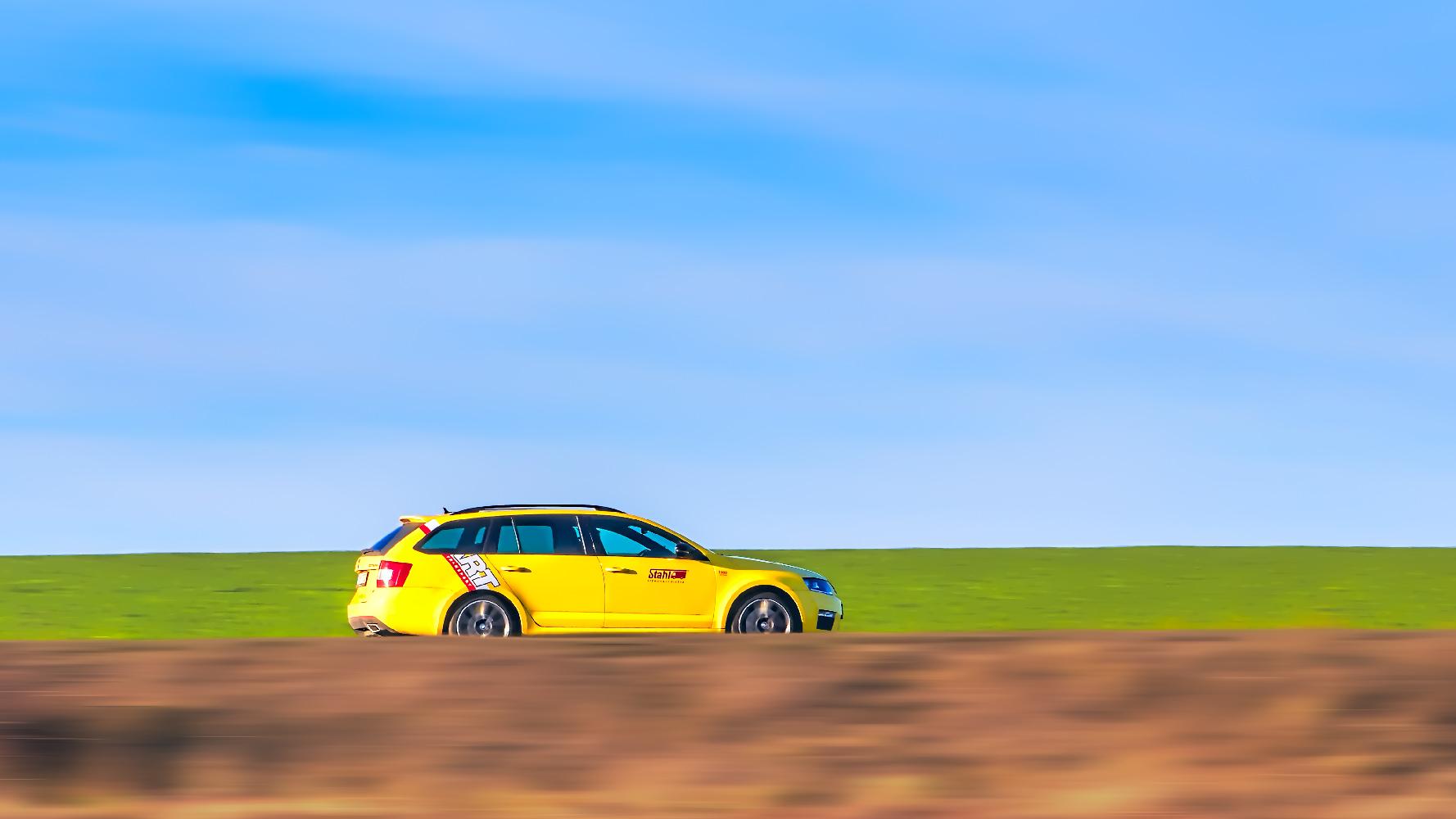 Stahl Škoda Octavia III od Jan Stojan Photography ©