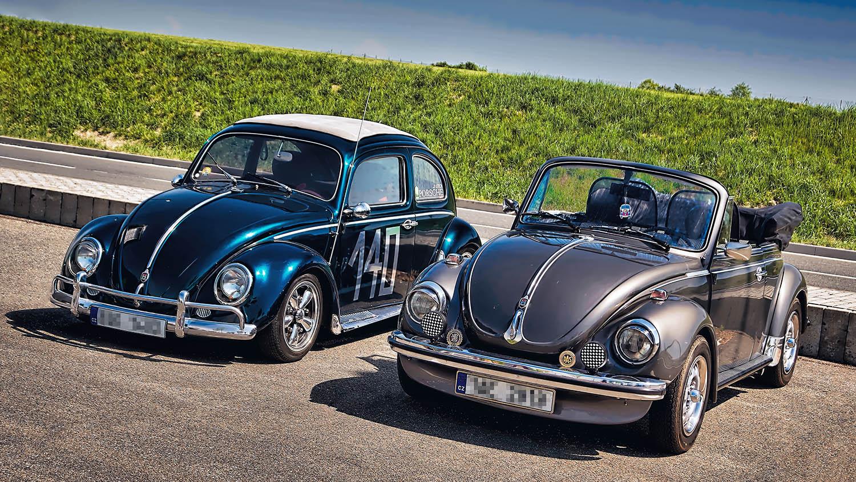 Volkswagen Brouk VW Beetle na Porsche sraz od Jan Stojan Photography ©