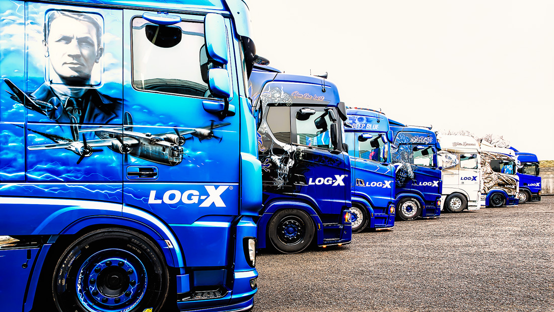 Best truck společnosti LOG-X od Jan Stojan Photography ©