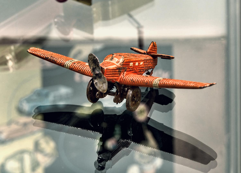 hračka model letadla od Jan Stojan Photography ©