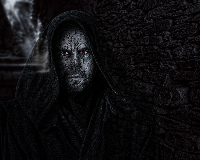 portrét BW Jan Stojan od Jan Stojan Photography ©