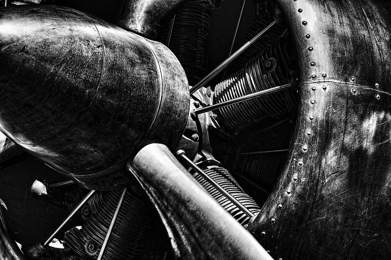 letecký motor vrtule od Jan Stojan Photography ©