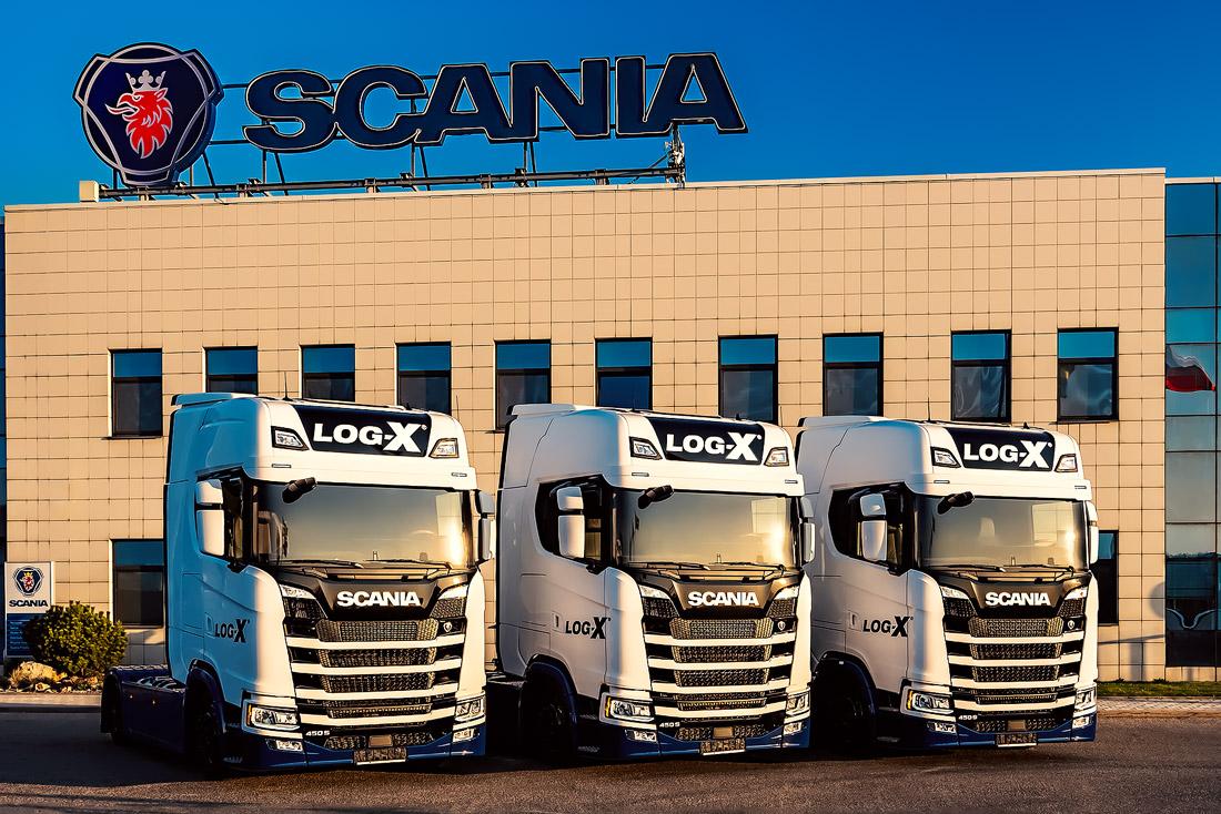 Scania Praha Chrášťany
