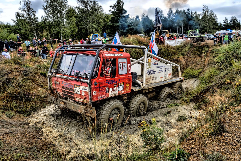 Tatra všeúčelový podvozek