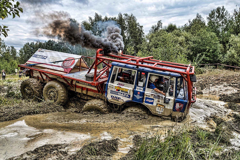 Truck Trial Jihlava