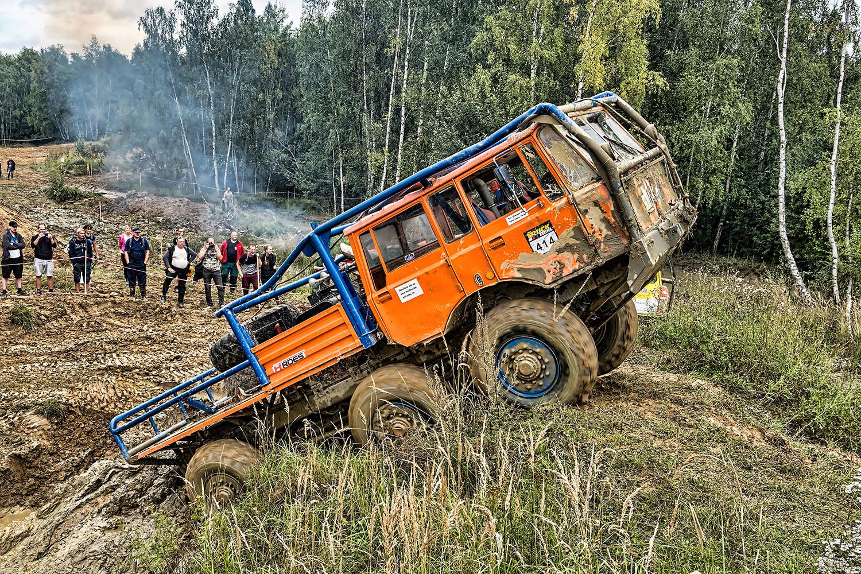 Tatra TP 6x6 TT Jihlava 2020