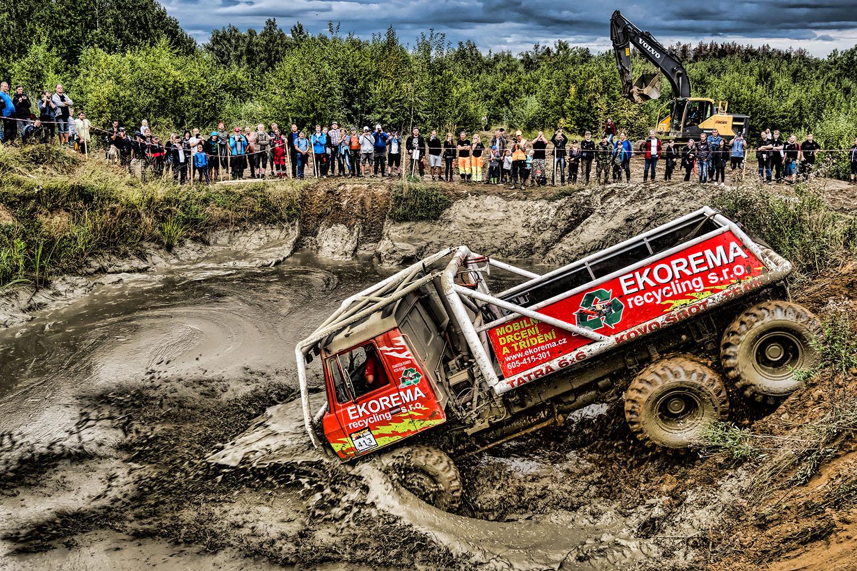 truck trial jihlava Tatra 815 6x6
