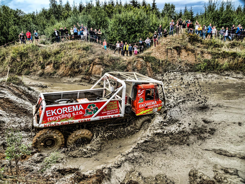 truck trial Tatra 815 6x6