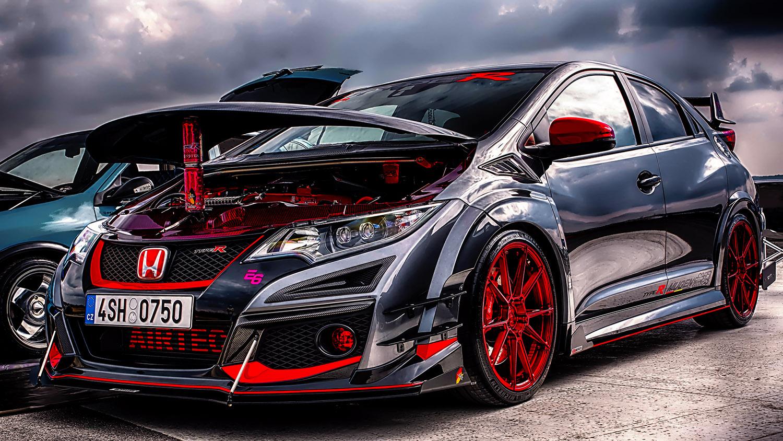 Honda Civic tuning sraz Příbram od Jan Stojan Photography ©