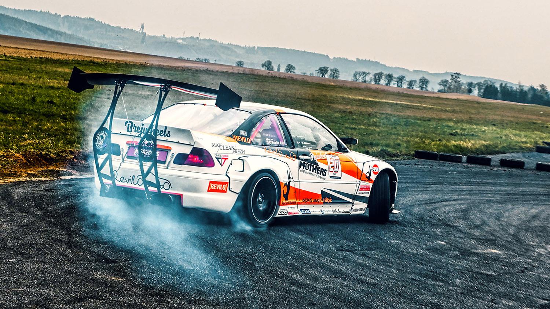 Drift BrejWheels Revilo Auto Tuning tuning Příbram od Jan Stojan Photography ©