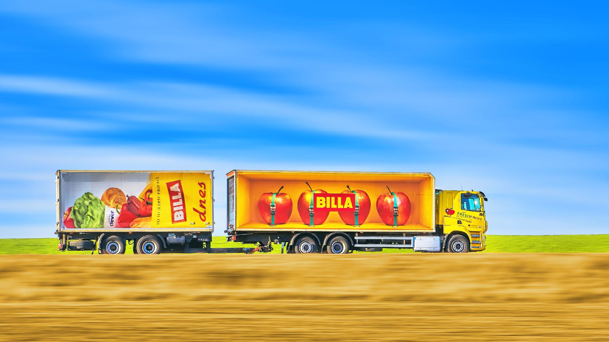 kamion nákladní auto jan stojan © pentax